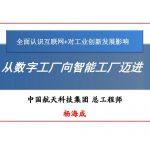中国航天科技:全面认识互联网+对工业创新发展影响
