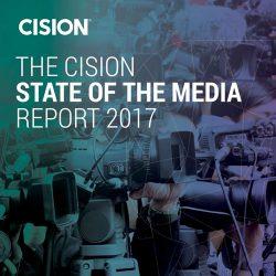 Cision:2017年媒体现状报告