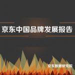 京东数据研究院:2017京东中国品牌成长报告
