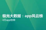 极光大数据:app风云榜-4月app榜单_000001-180x120