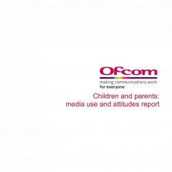Ofcom:2016儿童数字媒体使用调查报告