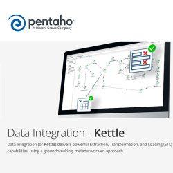 Pentaho Kettle ETL开源解决方案