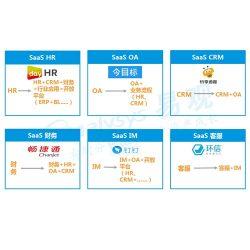 2016中国云计算SaaS移动办公平台年度综合报告
