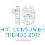 爱立信:2017年十大消费者趋势报告