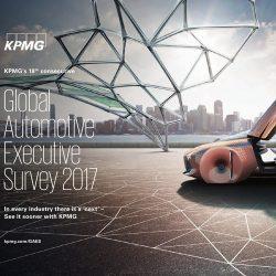 毕马威:2017年全球汽车行业高管调查