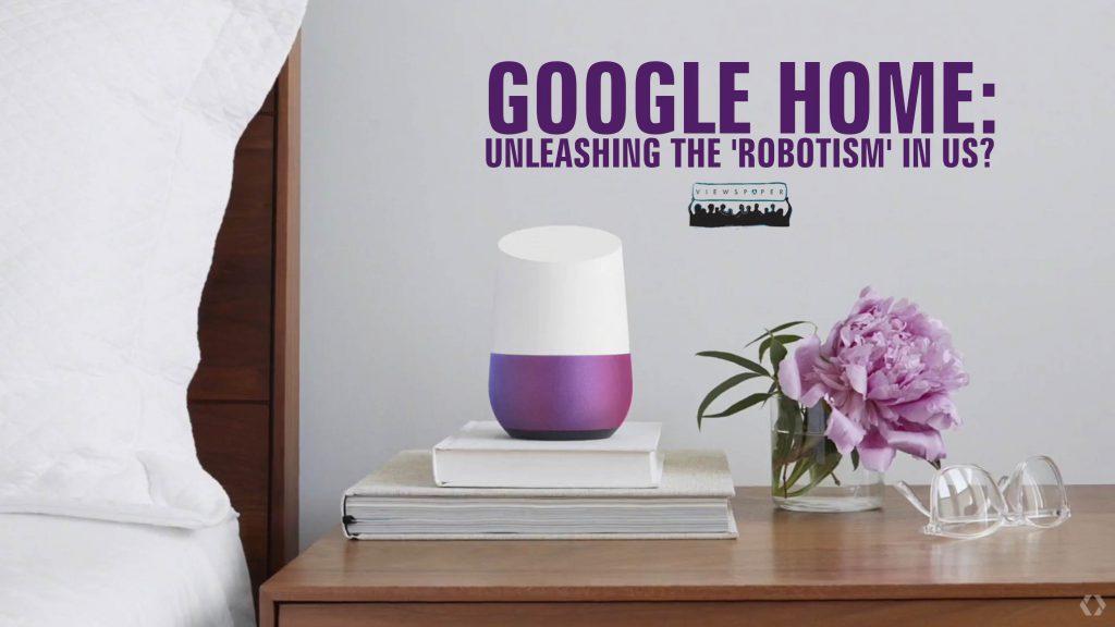Google Home 将实现语音购物功能