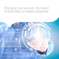 凯捷:改变工作方式,自动化对当今企业的冲击