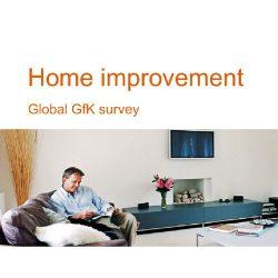 GfK:2016年全球智能家装(Home Improvement)调查报告