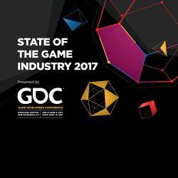 GDC:2017年游戏行业调查报告