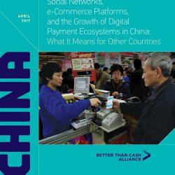 优于现金联盟:中国社交网络、电子商务平台和数字支付生态系统的发展