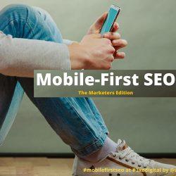 移动搜索引擎(Mobile-First SEO)优化