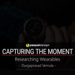 PeepalDesign:可穿戴行业的用户体验研究