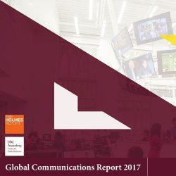 南加州大学:2017年全球传播报告