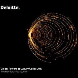 德勤:2017奢侈品全球力量报告