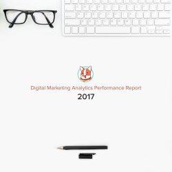 TrackMaven:2017数字营销分析绩效报告