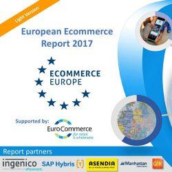 Ecommerce Foundation:2017欧洲电子商务报告