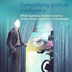 德勤:揭秘人工智能,商业领袖需要了解的认知技术