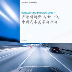 麦肯锡:2017中国汽车消费者调查报告