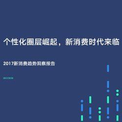 TalkingData:2017年新消费报告