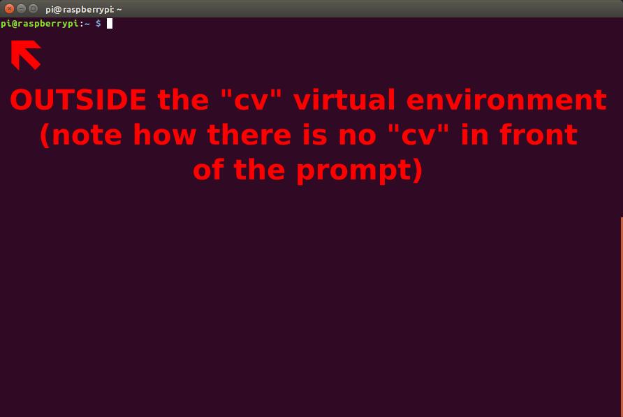 Raspbian Stretch: Install OpenCV 3 + Python on your