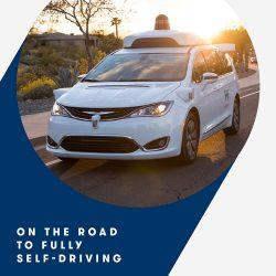 谷歌:通往完全自动驾驶之路