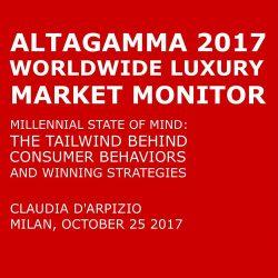 贝恩公司:2017年全球奢侈品行业研究报告