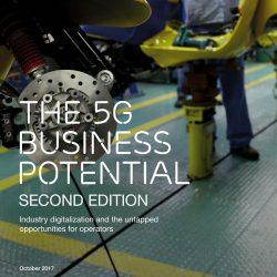爱立信:5G潜在商机报告(第二版)