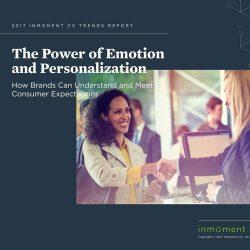 InMoment:个性化品牌如何理解和满足消费者期望