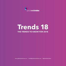 GlobalWebIndex(GWI):2018年数字消费趋势