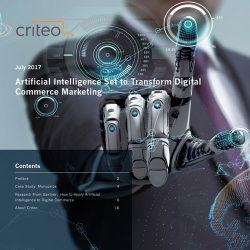 Criteo:如何将人工智能应用于电子商务