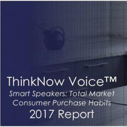 ThinkNow Voice:2017智能音箱消费习惯调查