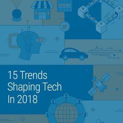 CB Insights:2018年科技发展的15大趋势
