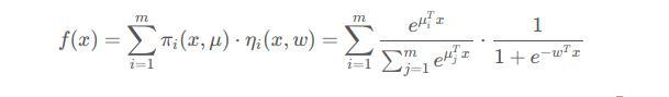 机器不学习:CTR系列(5) CTR预估-MLR算法