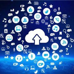  企业上云是实现数字化转型的基础,混合云更能帮助企业前台并更符合中 国企业情况。企业上云有助于企业低成本和高效率运用数据实现智能