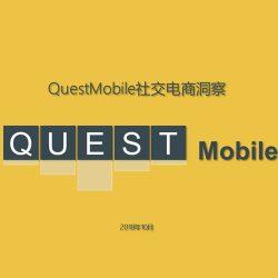 QuestMobile:2018社交电商洞察
