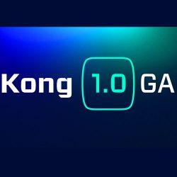 微服务网关 Kong 1.0 正式发布!提供 100+ 项功能