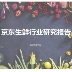 2019京东生鲜行业研究报告