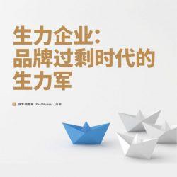 埃森哲:生力企业——品牌过剩时代的生力军