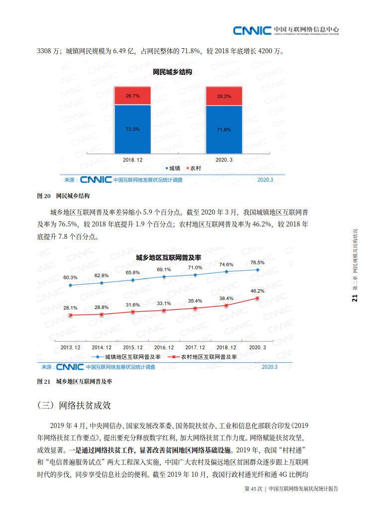 CNNIC 第45次《中国互联网络发展状况统计报告》(2020年4月版)_29.jpg